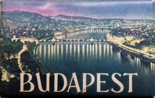 Budapest - üres