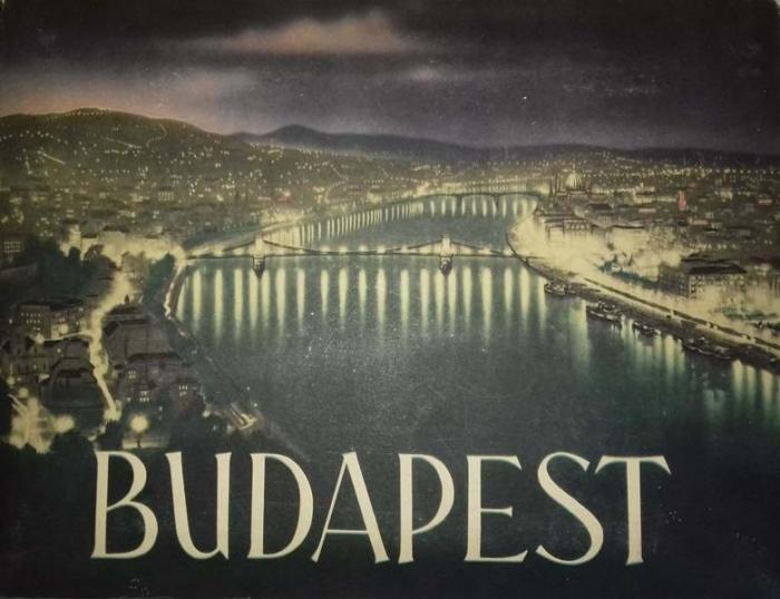 Budapest 200 - üres 1.