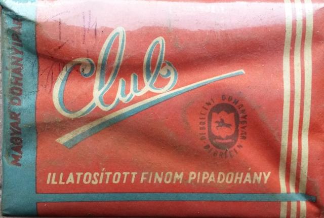 Club pipadohány 2.
