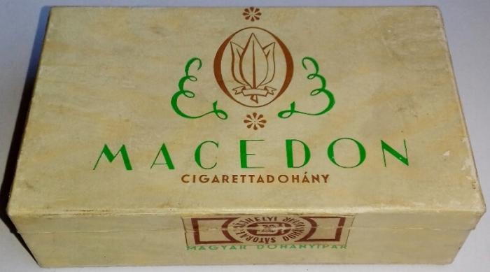 Macedon - üres 2.