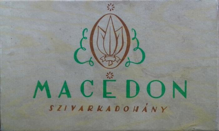 Macedon - üres 1.