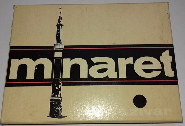 Minaret 2 szállal