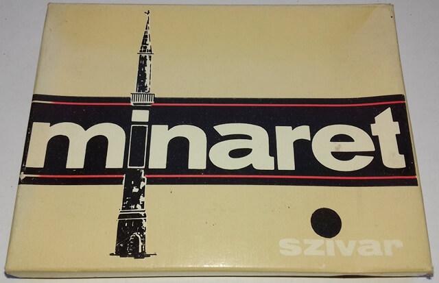 Minaret (bontatlan)