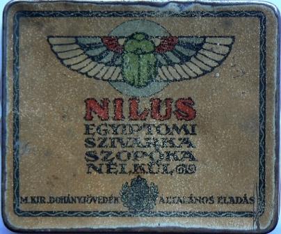 Nilus- üres 1.