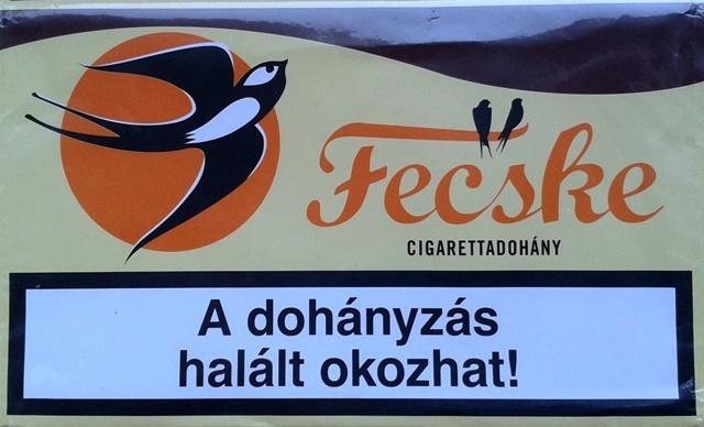 Fecske cigarettadohány 1.