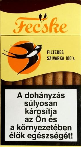 Fecske szivarka