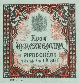 Finom Herczegovina pipadohány
