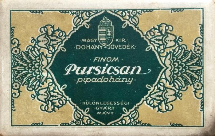 Finom Pursicsan pipadohány 4.