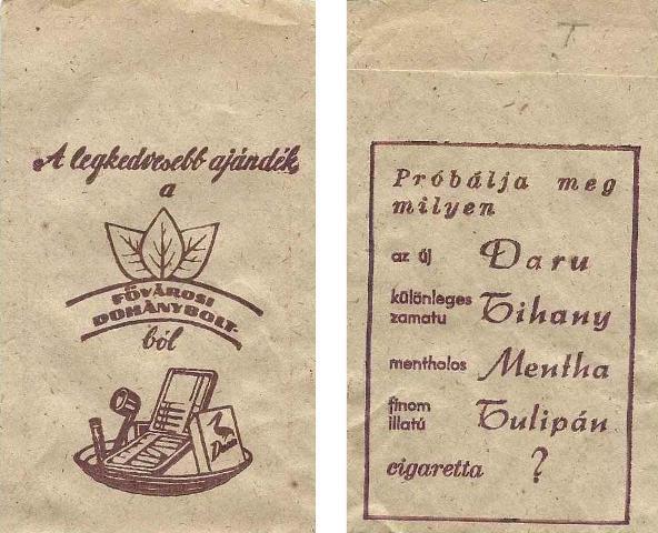 Fővárosi Dohánybolt 2.