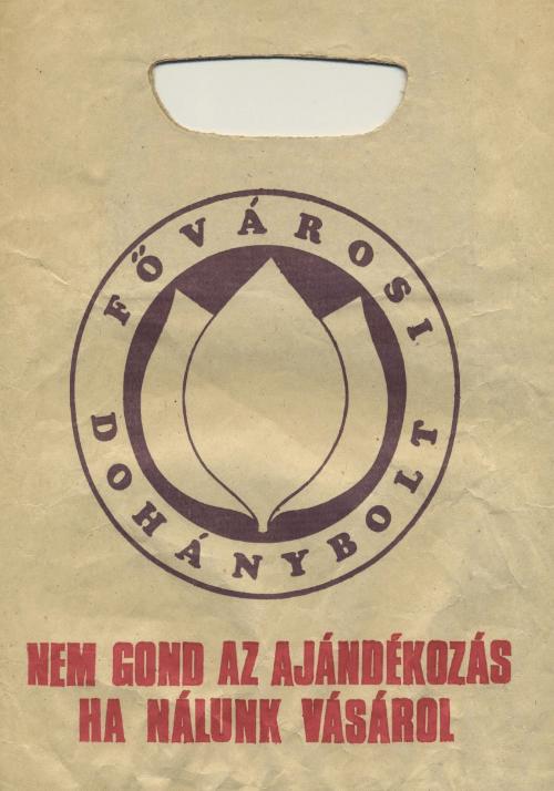 Fővárosi Dohánybolt 3.