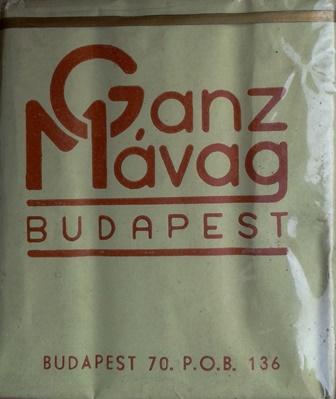 Ganz-Mávag, Budapest 2.