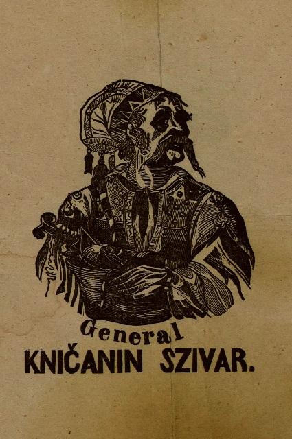 General Kničanin szivar