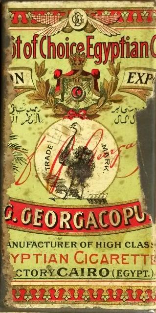 D. G. Georgacopulo's 1.