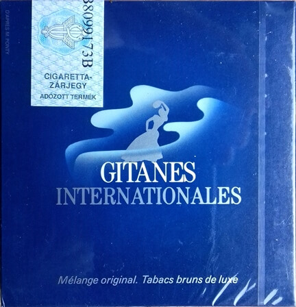 Gitanes 6.