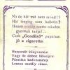 Gondűző cigarettapapír és hüvely 1.
