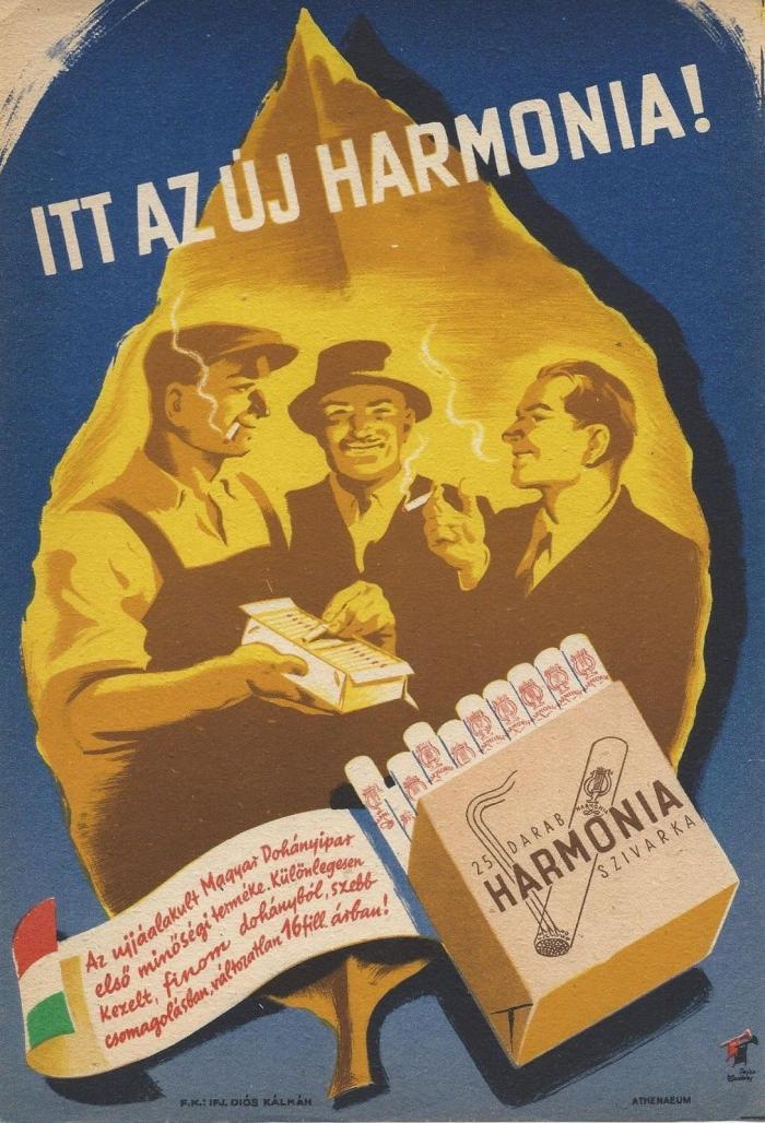 Harmonia cigaretta