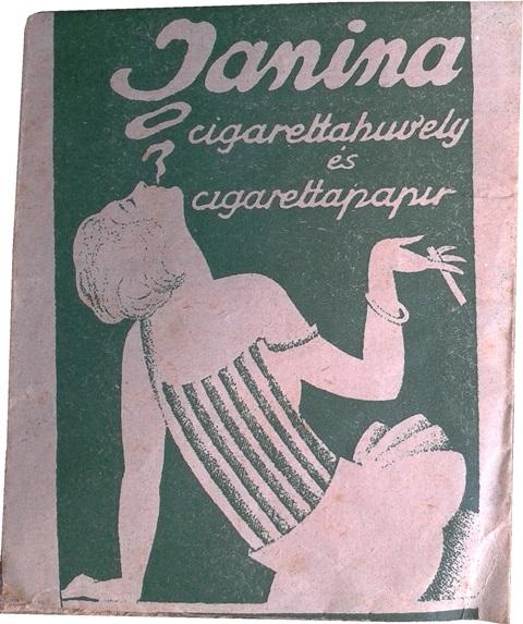 Janina cigarettapapír
