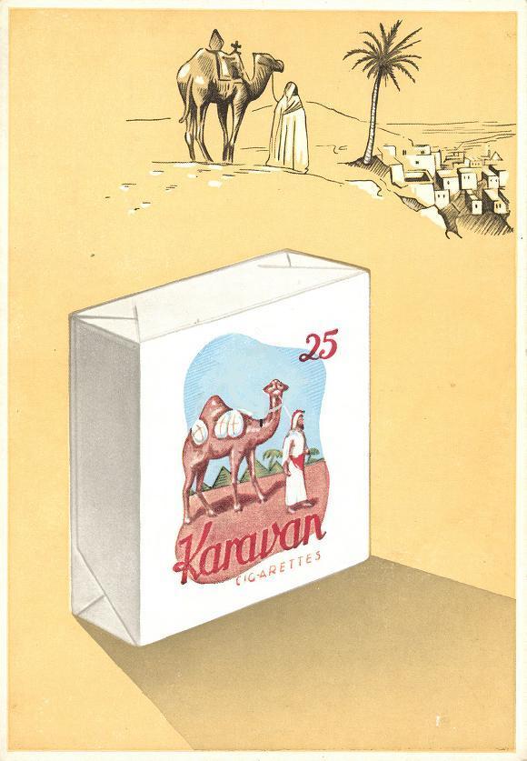 Karavan export cigaretta 1.