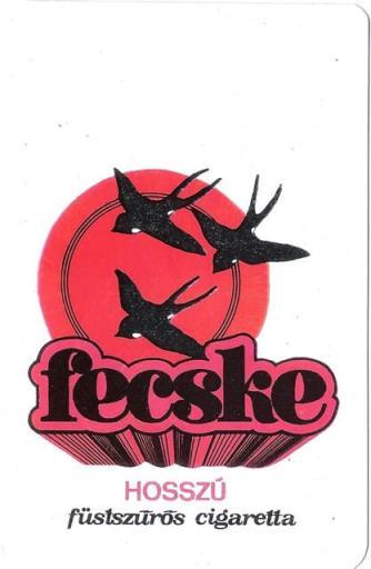 Hosszú Fecske 1975.