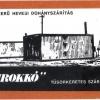 Nyíregyházi Dohányfermentáló 1974.