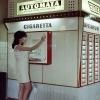 Budapest, Keleti pályaudvar - Cigaretta automata