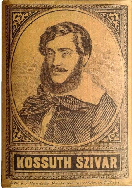 Kossuth szivar 1.