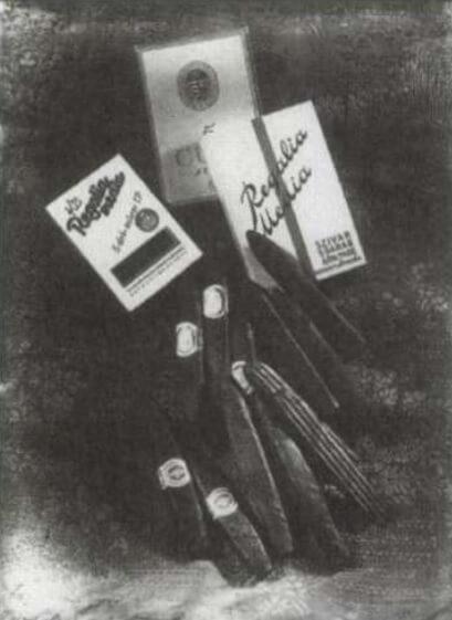Magyar szivarok, 1938.