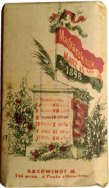 Magyaroknak Marcz 15-kén 1848