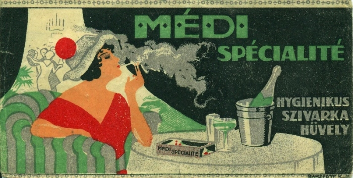 Médi cigarettahüvely