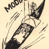 Modiano plakátterv 57.