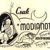 Modiano plakátterv 62.