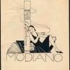Modiano plakátterv 55.