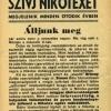 Szívj Nikotexet!