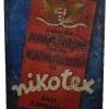 Nikotex zománctábla 10.