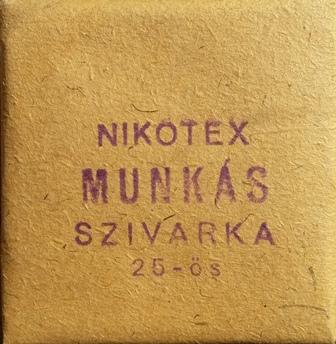 Nikotex-Munkás 1.