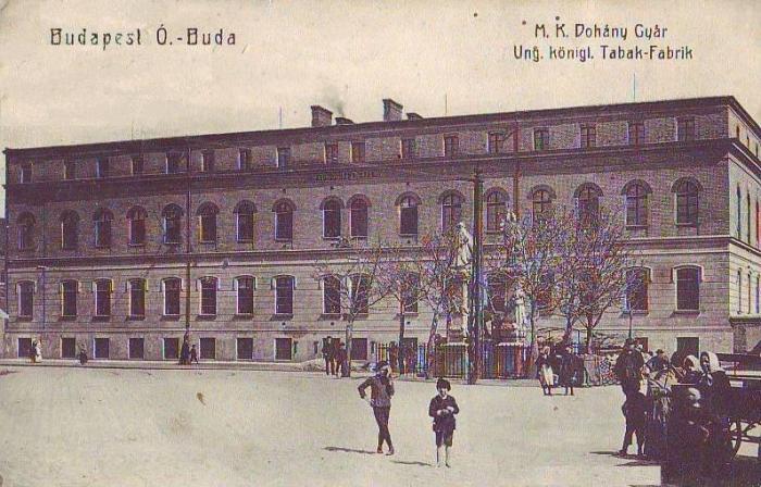 Budapest-Óbudai Dohánygyár