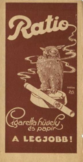 Ratio cigarettahüvely 2.