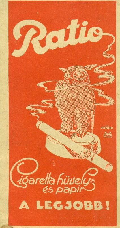 Ratio cigarettahüvely 3.