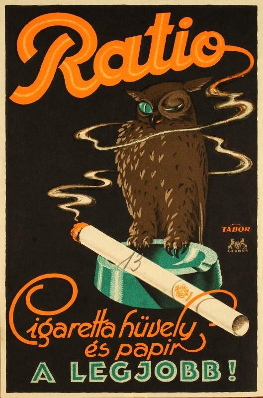 Ratio cigarettahüvely 1.