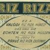 Riz Riza cigarettahüvely