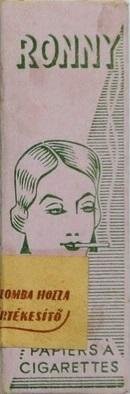 Ronny cigarettapapír