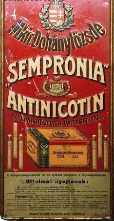 Sempronia Antinicotin cigarettahüvely 4.