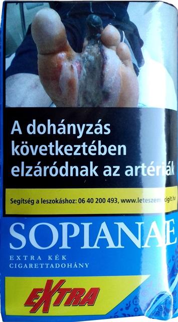 Sopianae cigarettadohány 29.