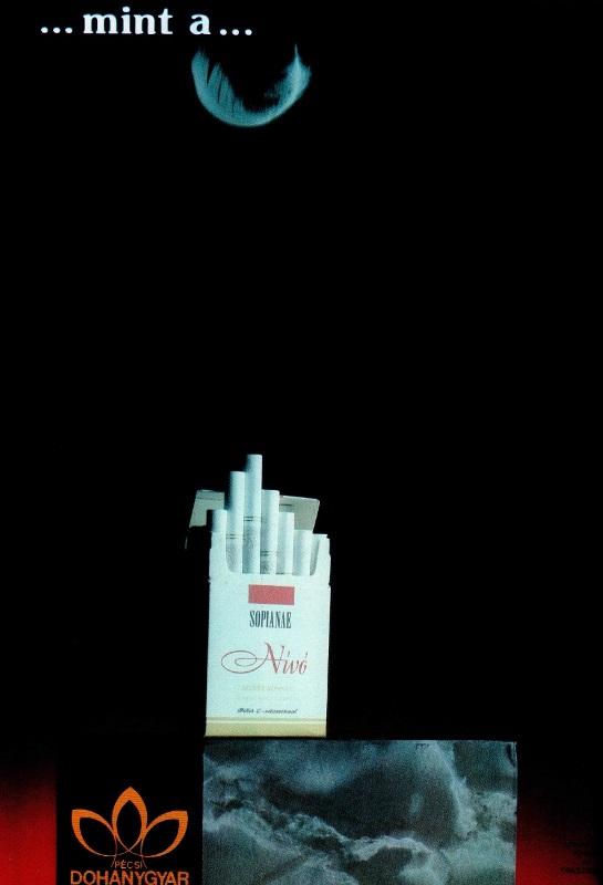 Sopianae cigaretta 02.