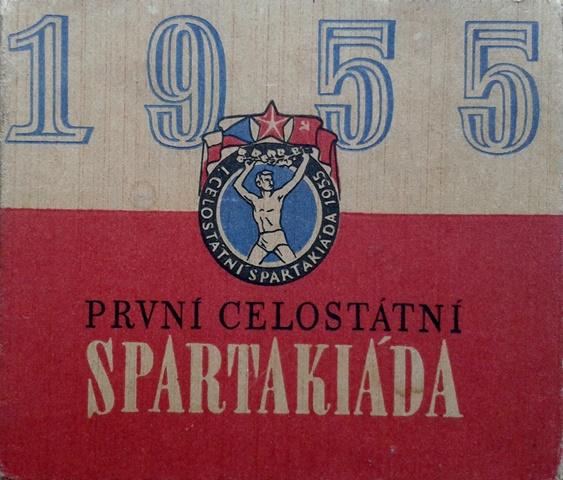První Celostátní Spartakiáda 1955.