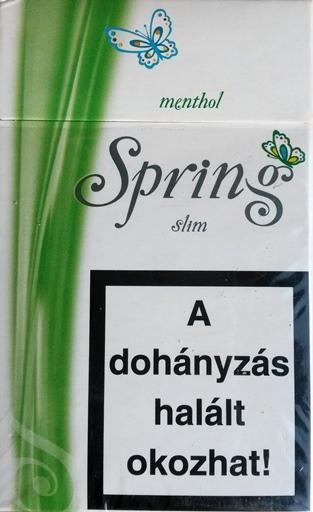 Spring Menthol