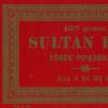 Sultan Flor török pipadohány 2.