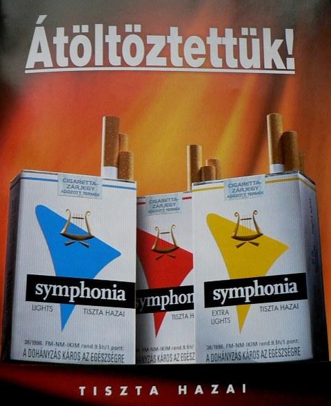 Symphonia cigaretta 11.