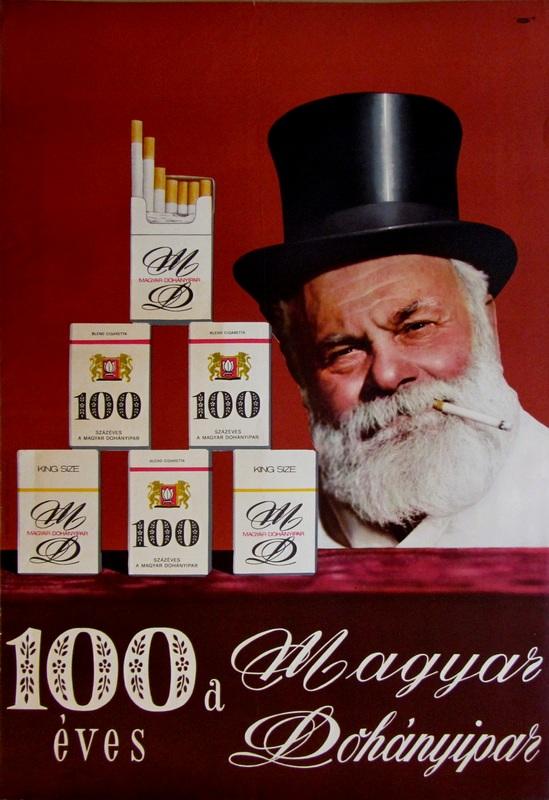 100 éves a Magyar Dohányipar