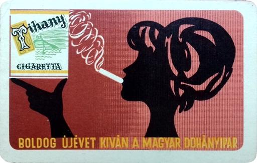 Tihany 1964.